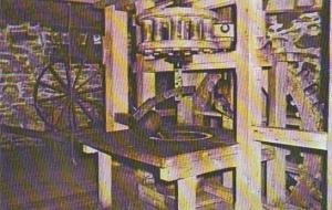 Rhode Island Sanderstown Snuff Mill 1753 Of Gilbert Stuart Birthplace