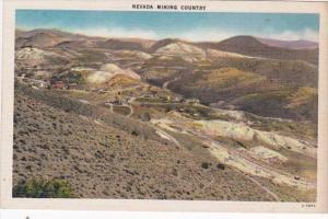 Nevada Mining Country