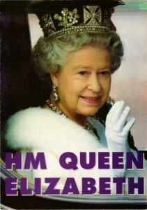 CPM H.M. Queen Elizabeth II, BRITISH ROYALTY (765527)