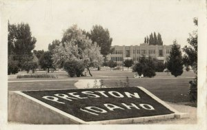 RP: PRESTON , Idaho , 1930s