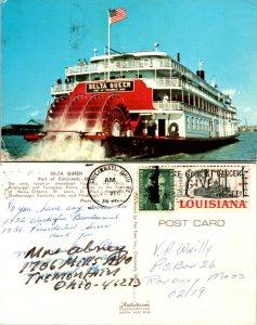 Delta Queen Port of Cincinnati Ohio (10320)