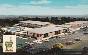ROANOKE RAPIDS - WELDON , North Carolina , 50-60s ; Holiday Inn