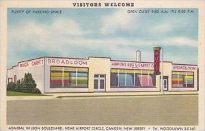 New Jersey Camden Airport Rug And Carpet Company