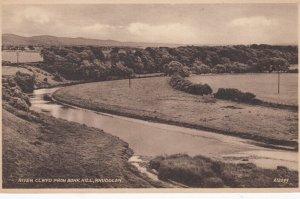 Rhuddlan , Denbighshire, Wales, 1949 , River Clwyd
