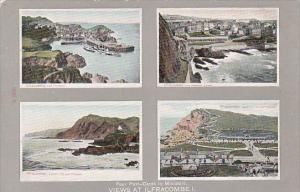 England Ilfracombe Four Postcards In Miniature