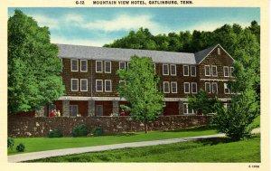 TN - Gatlinburg. Mountain View Hotel