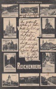REICHENBERG (now Liberec) , Austria (Now Czech Republic) , 1904