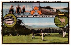New Brunswick -Goverment Tourist Bureau