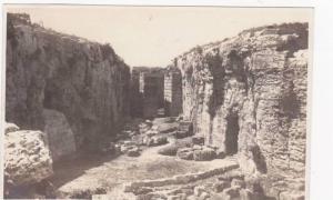 RP, Ruins, Taormina (Sicily), Italy, 1920-1940s