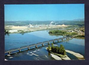 BC Pulp Mills PRINCE GEORGE BRITISH COLUMBIA CANADA