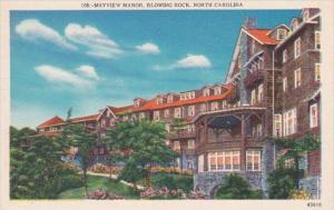 Mayview Manor Hotel Blowing Rock North Carolina