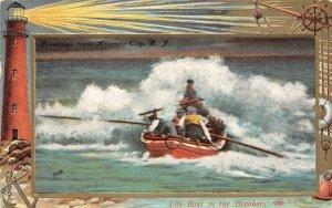 LP60 Atlantic City   New Jersey Life Boat Breakers