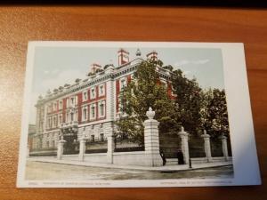 Residence of Andrew Carnegie, New York Detroit Publishing Company Phostint 8990
