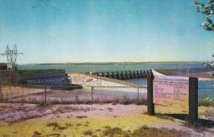 Nebraska Gavin's Point Dam 1967
