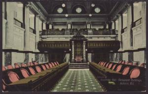 Assembly Hall,Parliament,Victoria,BC,Canada Postcard