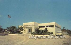 Free Public Library Fort Myers Beach FL Unused