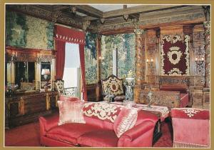 New York Hyde Park Frederick Vanderbilt's Room Vanderbilt Mansion Nation...