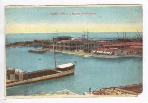 Maison Hollondaise,Port Said,Egypt,Africa,1900-1910s