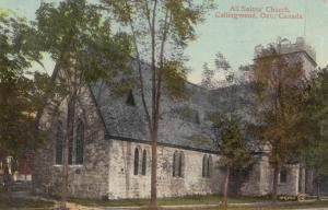 COLLINGWOOD , Ontario , Canada , 1913 ; All Saints Church