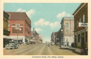 Port Arthur ON~Cumberland Street~Canadian Department Stores~Beauty Salon~1930s