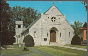 Catholic Church, Springfield, Vermont, unused Postcard