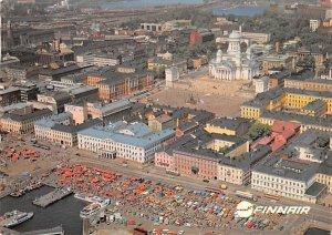 Neo Classic centre of Helsinki Finland, Suomi Unused