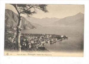 Veduta Fino Acquaseria, Lago di Como, Menaggio (Lombardy), Italy, 1900-1910s