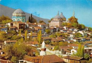 Turkey Yesil Bursa The Green Turbe and Mosque, Grunen Turbe and Moschee