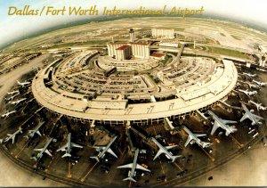 Texas Dallas/Fort Worth International Airport