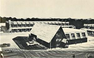 Chalet Motor Lodge Council Bluffs Iowa IA 1530 Ave. G