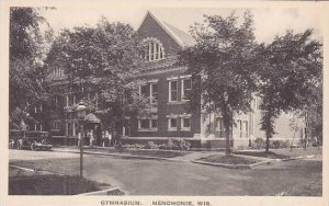 Wisconsin Menomonie Gymnasium Albertype