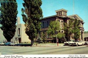 Nevada Carson City Nevada State Museum