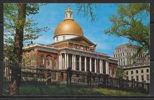 Massachusetts, Boston - The State House - [MA-059]