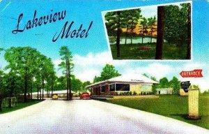 Mississippi Jackson Lakeview Motel