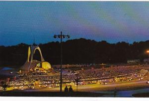 Missouri Belleville National Shrine Of Our Lady Of The Snows Amphitheatre