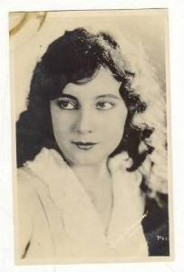 RP, Betty Bronson With Hair Down, 20-30s