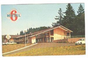 Motel 6, Eugene, Oregon, PU-1974