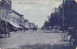 Montana Avenue, Billings, Montana, 00-10s