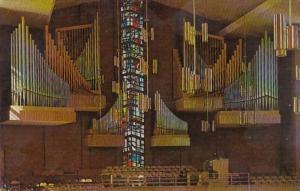 Indiana Valparaiso University Memorial Chapel Fred J & Ella A Reddel Organ Va...