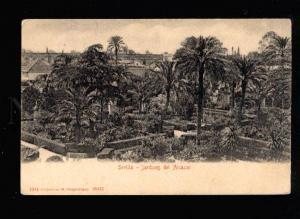 038698 SPAIN Sevilla - Jardines del Alcazar Vintage
