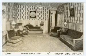 FAIRWEATHER INN, VIRGINIA CITY, MONTANA