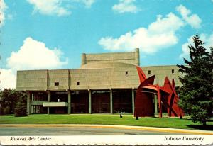 Indiana Bloomington Musical Arts Center Indiana University