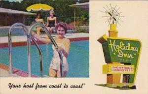 Florida Lake City Holiday Inn 1963