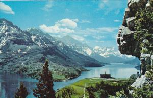 Waterton Valley Waterton Lakes Alberta Canada