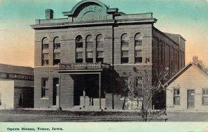 LPS86 TRAER Iowa Opera House Postcard