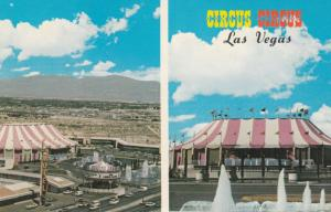 LAS VEGAS , Nevada , 50-60s ; Circus Circus Casino
