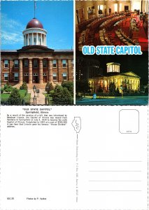 Old State Capitol, Springfield, Illinois