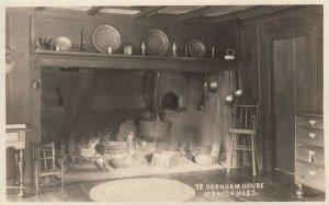 RP; IPSWICH , Massachusetts, 00-10s; Ye Burnham House , Interior