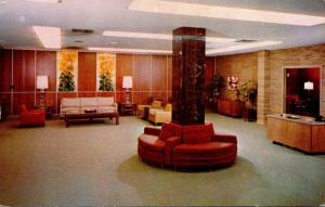 Florida Tampa First National Bank Of Tampa Mezzanine Lounge 1967
