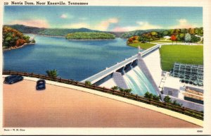 Tennessee Norris dam Near Knoxville